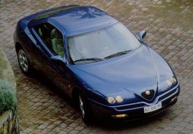 アルファロメオ、GTV と 8C 復活へ…SUVのラインナップも強化