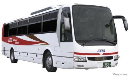 高速バスの貨客混載で農産物を輸送 京王電鉄グループ