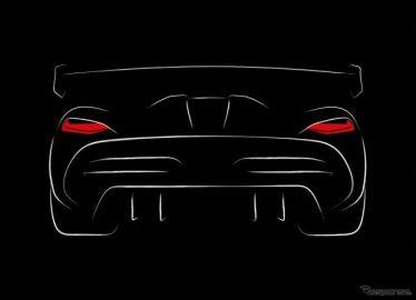 ケーニグセグ、アゲーラ RS 後継車を開発中…ジュネーブモーターショー2019で発表へ