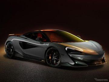 マクラーレン、600psの「600LT」発表…570Sに軽量高性能モデル