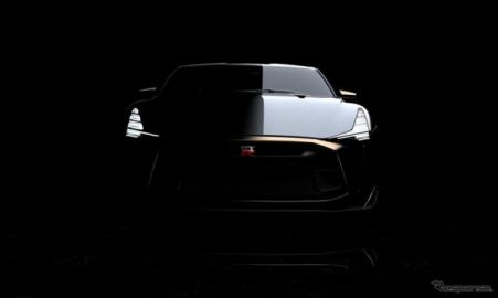 日産 GT-R×イタルデザイン、50周年記念の限定プロトタイプを公開