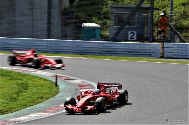 フェラーリレーシングデイズ富士2018 F1クリエンティ《撮影  内田千鶴子》