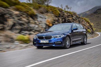 輸入車販売、0.5%増の15万1803台で9年連続プラス…BMWは9年ぶりのマイナス 2018年上半期