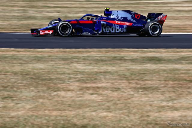 F1イギリスGP(c) Getty Images