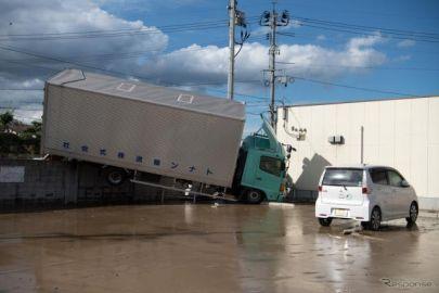 トヨタ系列サプライヤー 平成30年7月豪雨被災地に義援金を拠出