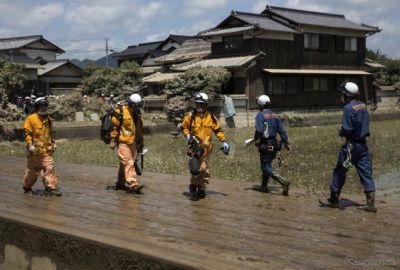 カーナビアプリ「MapFan」、被災地でも使えるオフライン地図や渋滞情報を無償提供 平成30年7月豪雨