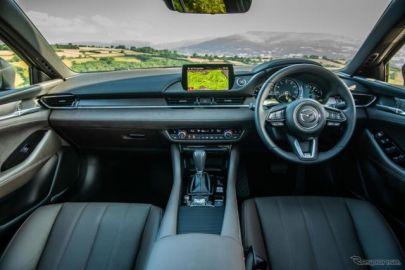 マツダ 6 改良新型、7月下旬に欧州発売…最新コネクト採用