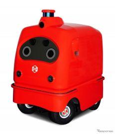 ZMP、実証実験開始に向け宅配ロボットをフルモデルチェンジ