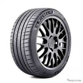 スバル WRX STI タイプRA-R、ミシュラン パイロット スポーツ4Sを新車装着