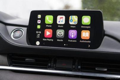 マツダ 6、アップル CarPlay とグーグル AndroidAuto に対応…米2018年型