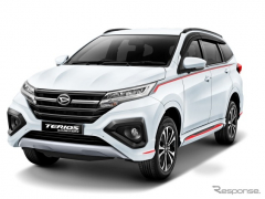 ダイハツ、コンパクトSUV テリオスカスタム を初披露…インドネシアモーターショー2018