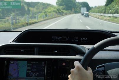 危険なあおり運転、半数が「受けた」と回答…ソニー損保調査[新聞ウォッチ]