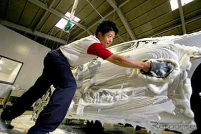 ENEOS Dr.Drive、洗車・コーティング比較サイト「楽天カーサービス」に加盟