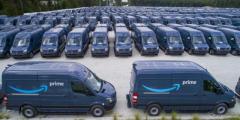 メルセデスがアマゾンと提携、「つながる商用車」2万台を納入へ…スプリンター 新型