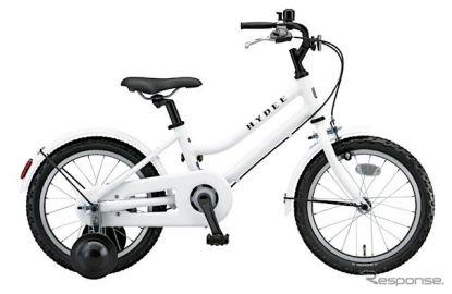 """ブリヂストンサイクル、子ども向け""""ファーストバイク""""自転車を発売…子乗せ自転車を卒業したら"""