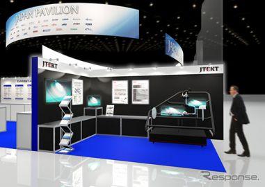 ジェイテクト、自動運転関連技術を紹介予定…ITS世界会議2018