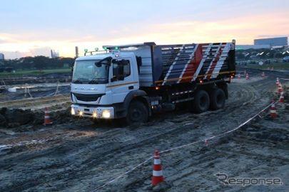 三菱ふそう、タイに新工場…ダイムラーの品質基準で中・大型トラック生産へ