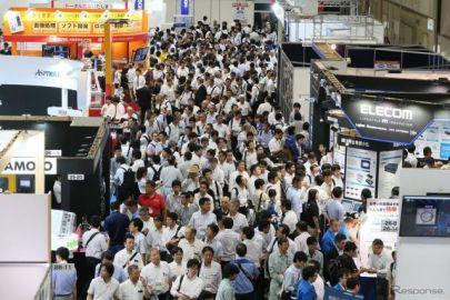 名古屋オートモーティブワールド2018、待望の初開催に自動車技術者3万6000人が来場