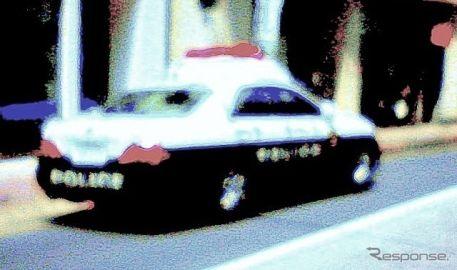 自転車を泥酔状態で運転していた女、道交法違反で逮捕