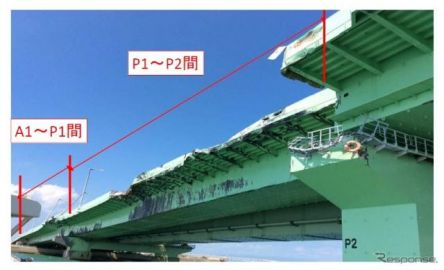 関空連絡橋、2019年GWまでに完全復旧へ