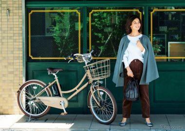 ブリヂストン×『STORY』、電動アシスト自転車コラボモデル発売 ターゲットは子ども乗せ卒業層