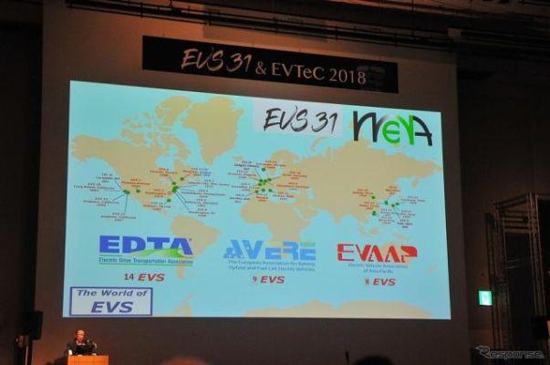 EV研究・普及の先駆者、C. C. チャン香港大学名誉教授が講演…EVS31