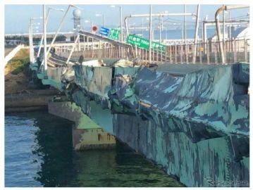 関西空港連絡橋、10月6日午前0時からマイカー、レンタカーの通行を再開 時差通行には料金還元も