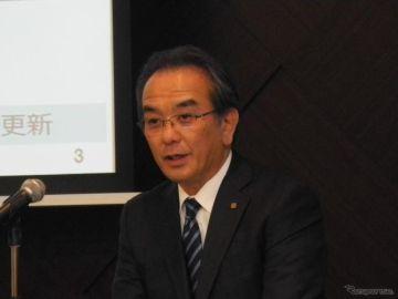 京セラ谷本社長「車載領域の研究開発を加速していく」