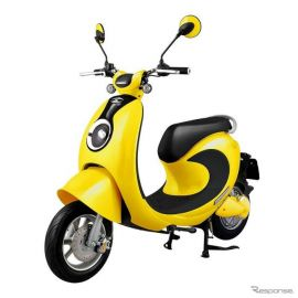 バイク王5店舗、EVスクーターの新車販売を開始 順次展開を拡大予定