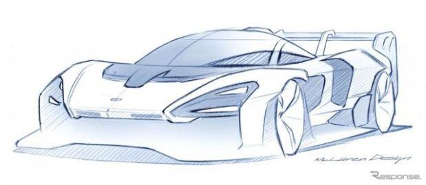 マクラーレン セナ にサーキット専用車「GTR」…110万ポンドで75台が完売