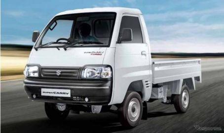 スズキ、インド最速で250拠点目の商用車専売店を開業… スーパーキャリイ 新型が販売好調