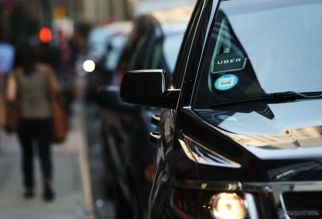 日本で「Uber(ウーバー)」は成立するのか。写真はイメージ《写真 Getty Images》