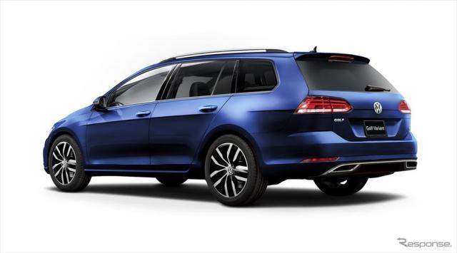 VW ゴルフ ヴァリアント TSI ハイライン テックエディション