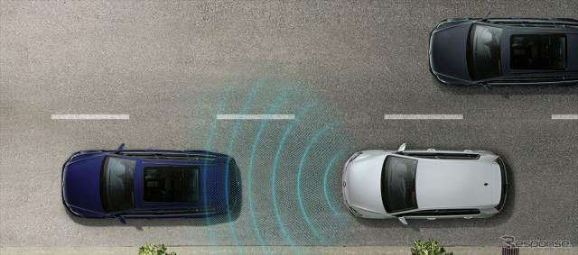 "VW ゴルフ TSI テックエディション VW ゴルフ ヴァリアント TSI テックエディション渋滞時追従支援システム""Traffic Assist"""