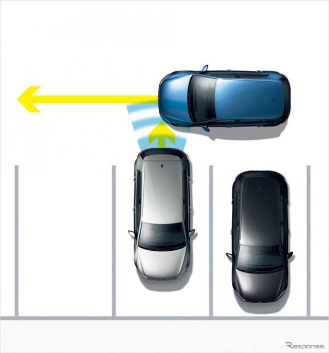 VW ゴルフ TSI ハイライン テックエディション VW ゴルフ ヴァリアント TSI ハイライン テックエディション リヤトラフィックアラート