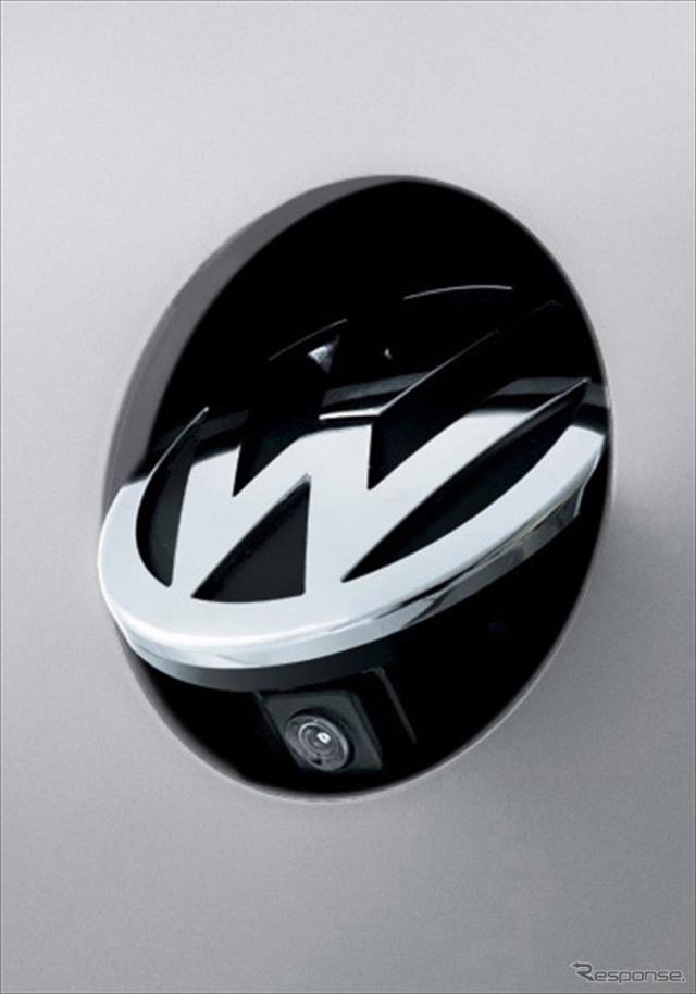 "VW ゴルフ TSI テックエディション VW ゴルフ ヴァリアント TSI テックエディション リヤビューカメラ""Rear Assist"""