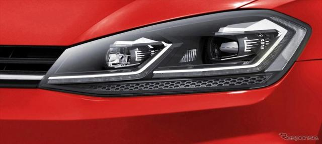 VW ゴルフ TSI テックエディション VW ゴルフ ヴァリアント TSI テックエディション(トルネードレッド)