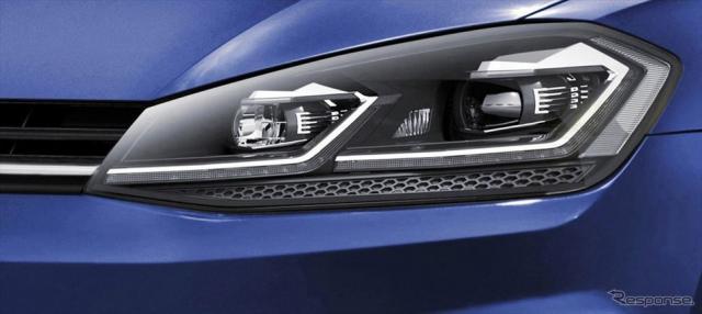 VW ゴルフ TSI テックエディション VW ゴルフ ヴァリアント TSI テックエディション(アトランティックブルーメタリック)