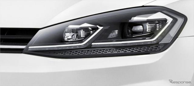 VW ゴルフ TSI テックエディション VW ゴルフ ヴァリアント TSI テックエディション(ピュアホワイト)