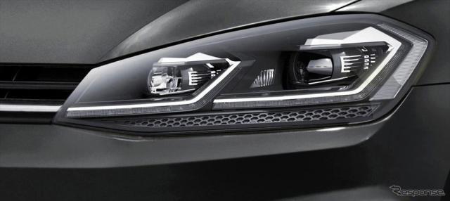 VW ゴルフ TSI テックエディション VW ゴルフ ヴァリアント TSI テックエディション(ディープブラックパールエフェクト)