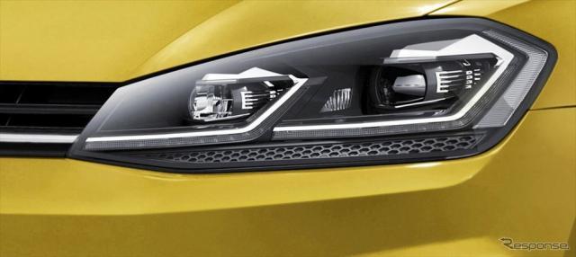 VW ゴルフ TSI テックエディション VW ゴルフ ヴァリアント TSI テックエディション(ターメリックイエローメタリック)