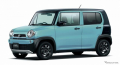 マツダ フレアクロスオーバー、内外装のデザイン変更 特別仕様車も導入