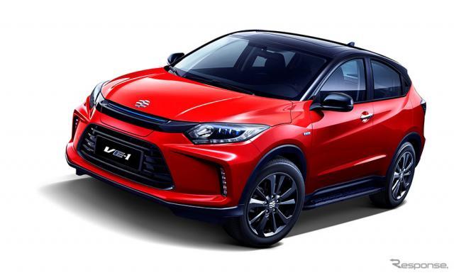 ホンダの中国専用EVの理念 VE-1