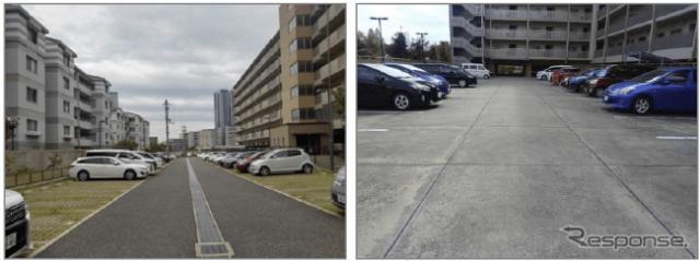 大阪府住宅供給公社が所有する団地(参考画像)
