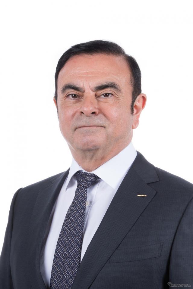 カルロス・ゴーン代表取締役会長