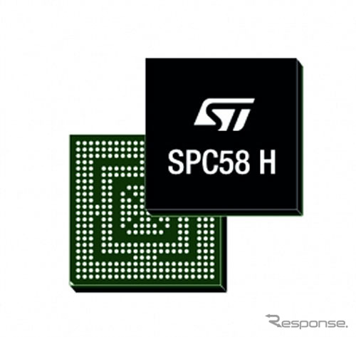 車載用32bitマイクロコントローラ SPC58 Hライン