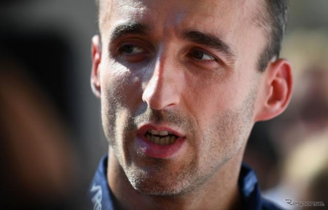 クビサ(11月22日、F1アブダビGP) (c) Getty Images