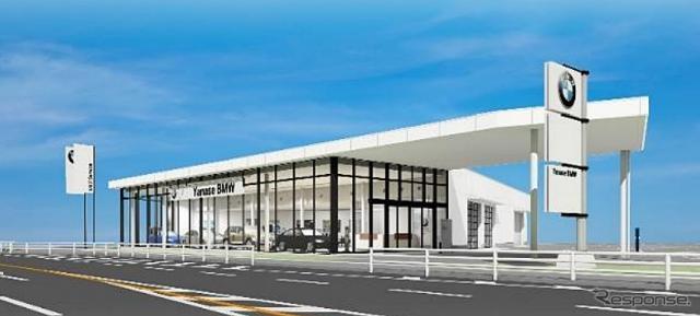 Yanase BMW 四日市支店