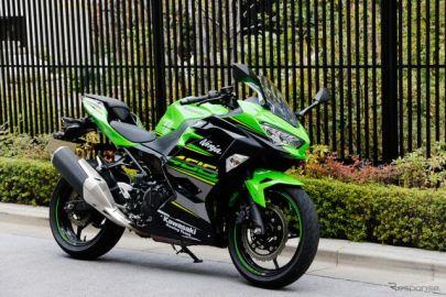 【浦島ライダーの2輪体験記】カワサキ Ninja400 は、高&好バランスな理想型。