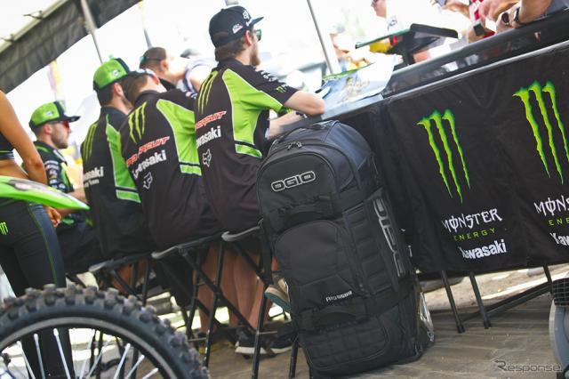 ライダーをサポートする、アメリカのバッグブランド「オジオ パワースポーツ」が日本上陸《画像 ユーロギア》